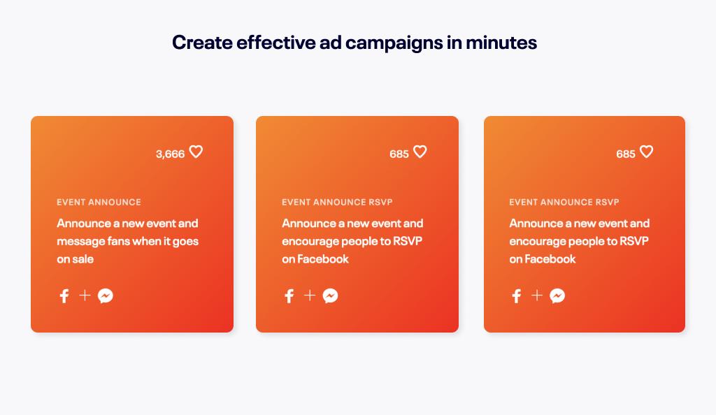 paid social marketing