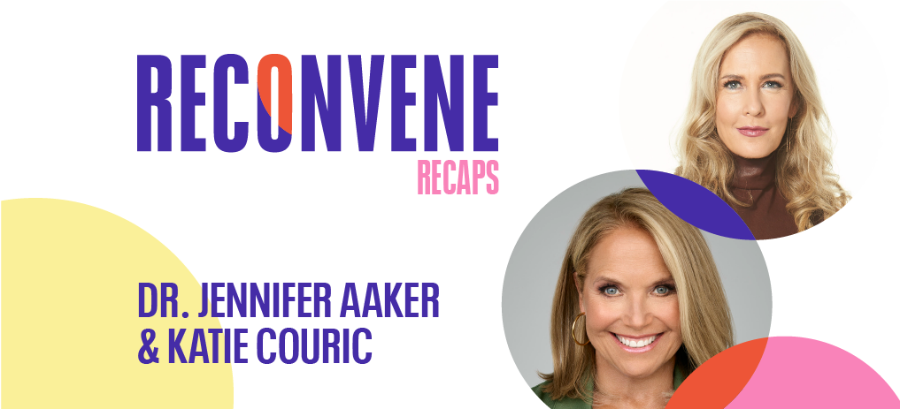 social connection, katie couric, dr. jennifer aaker