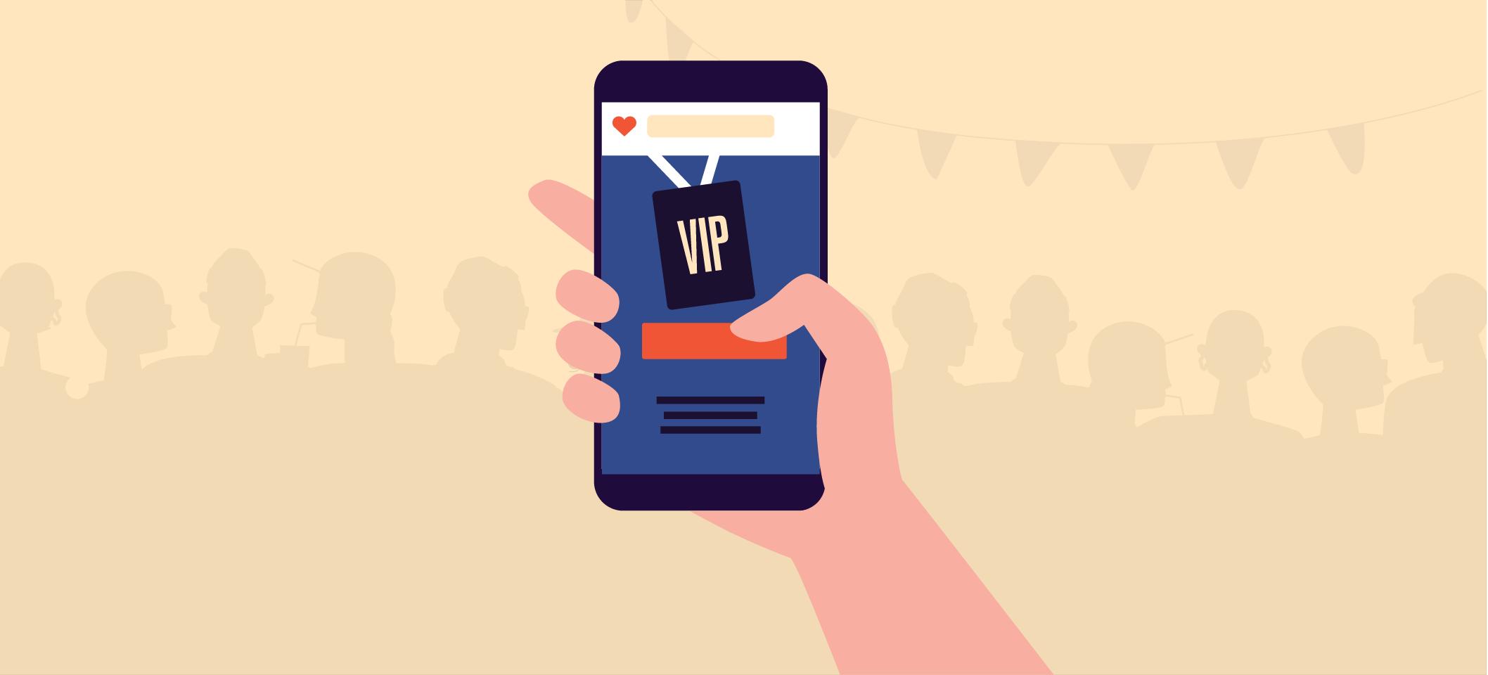 publicidad para eventos en redes sociales
