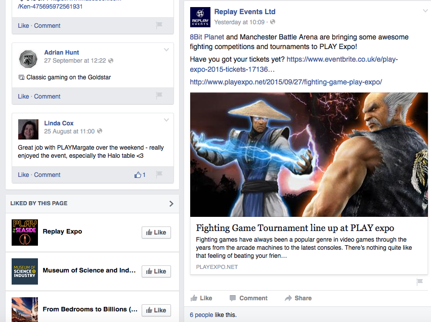 How to Create an Event on Facebook - 7 Best Practice Examples ...