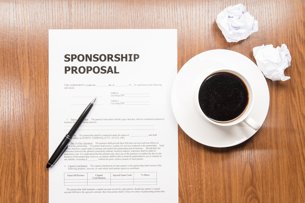 how to structure a successful event sponsorship proposal eventbrite uk blog