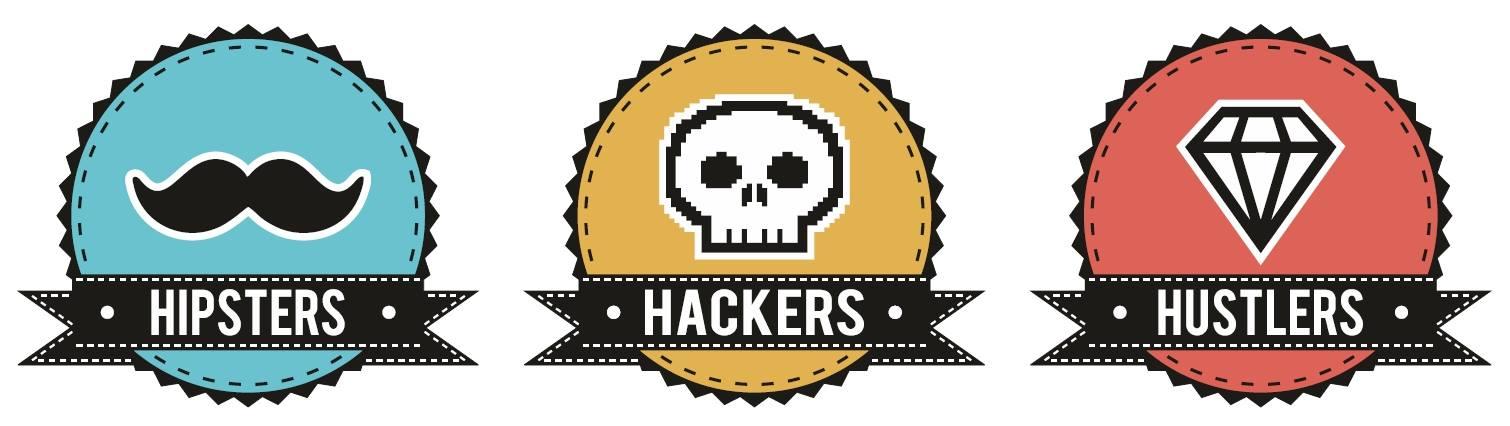 Hipsters, Hackers & Hustlers