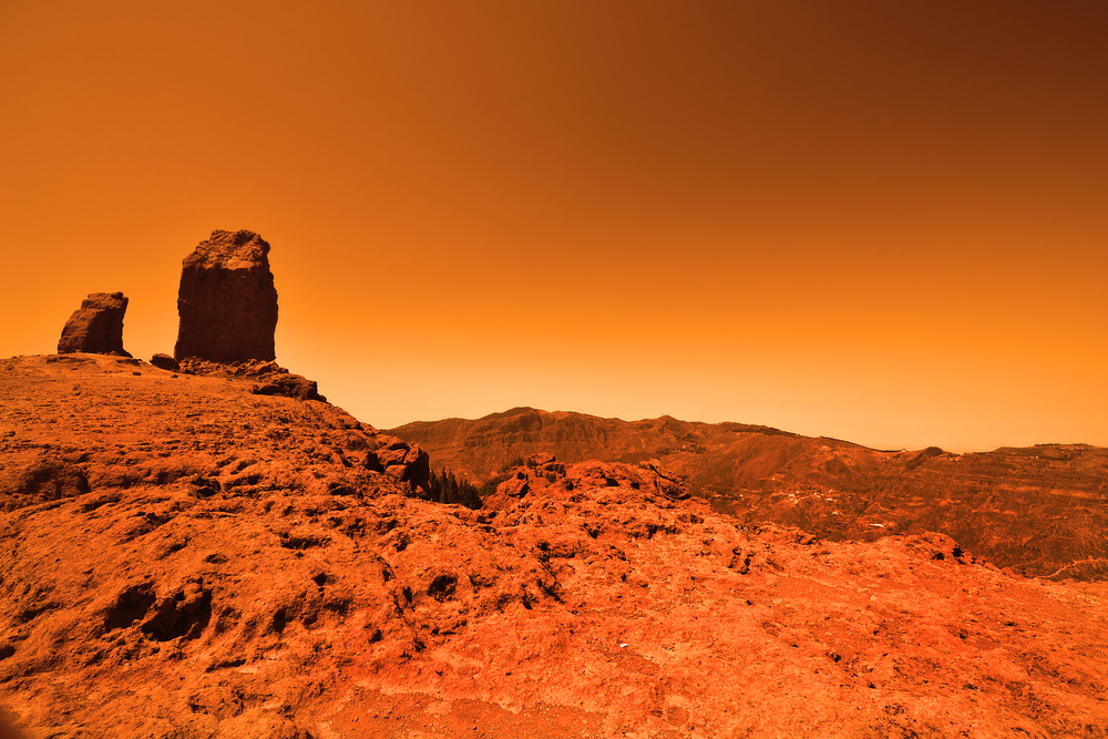 The Martian Survival Guide for Event Planners