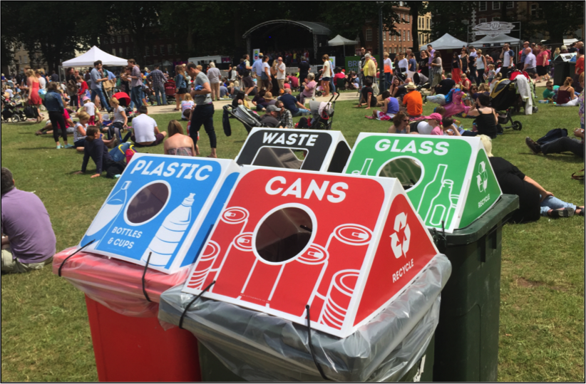 Make an Event more Environmentally Sustainable