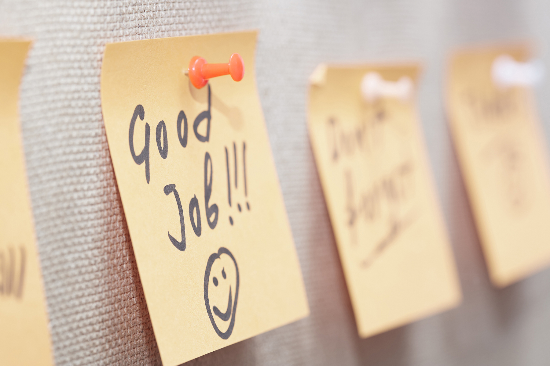 Make a Positive Impact at Work