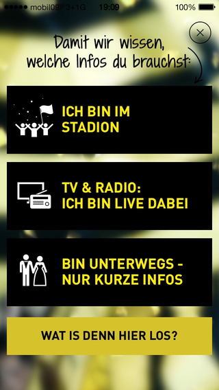 The Trends that are Redefining the Game Day Experience Borussia Dortmund App