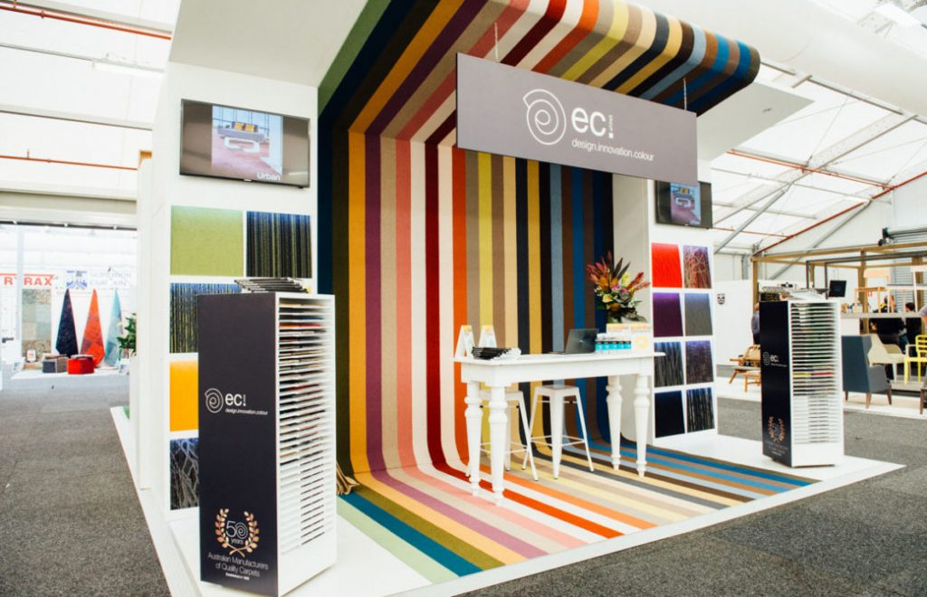 Expo Stand Backdrop : 15 exhibition stand design ideas and why they work eventbrite