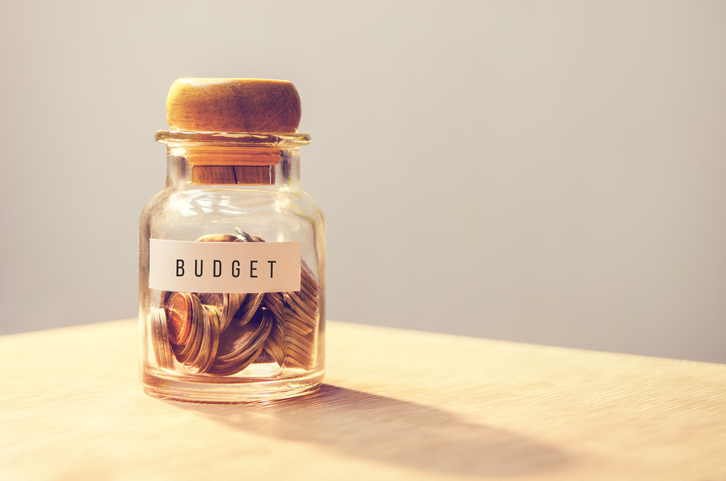 Budget for venues