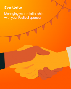 cover - manage your relationship with your festival sponsor