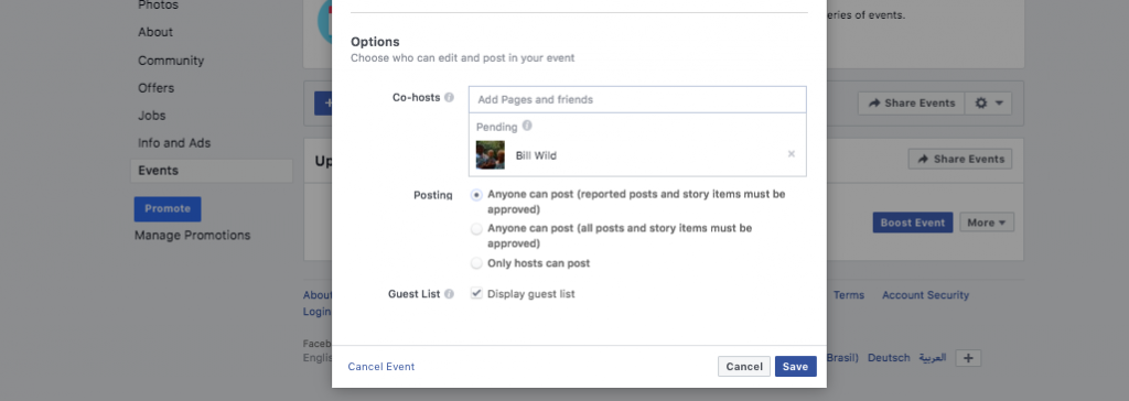 How to Create an Event on Facebook with 7 Examples - Eventbrite