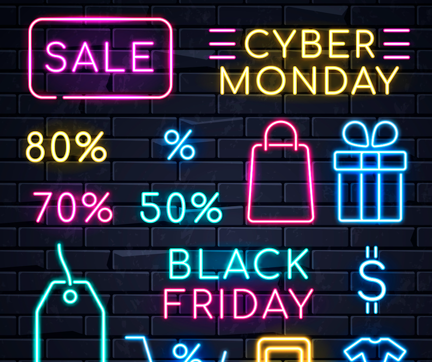 How to Create Black Friday Discounts For Your Event