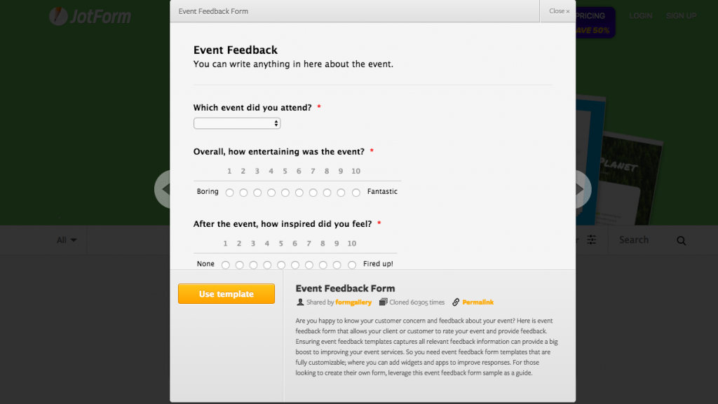 A Complete Guide To Event Feedback Forms Evaluations