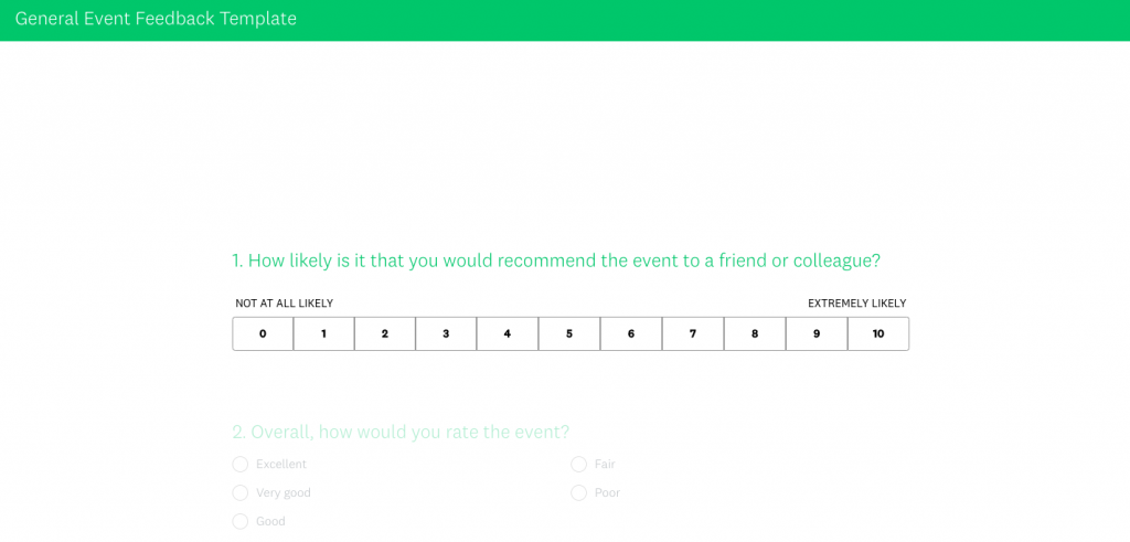 A Complete Guide to Event Feedback Forms & Evaluations