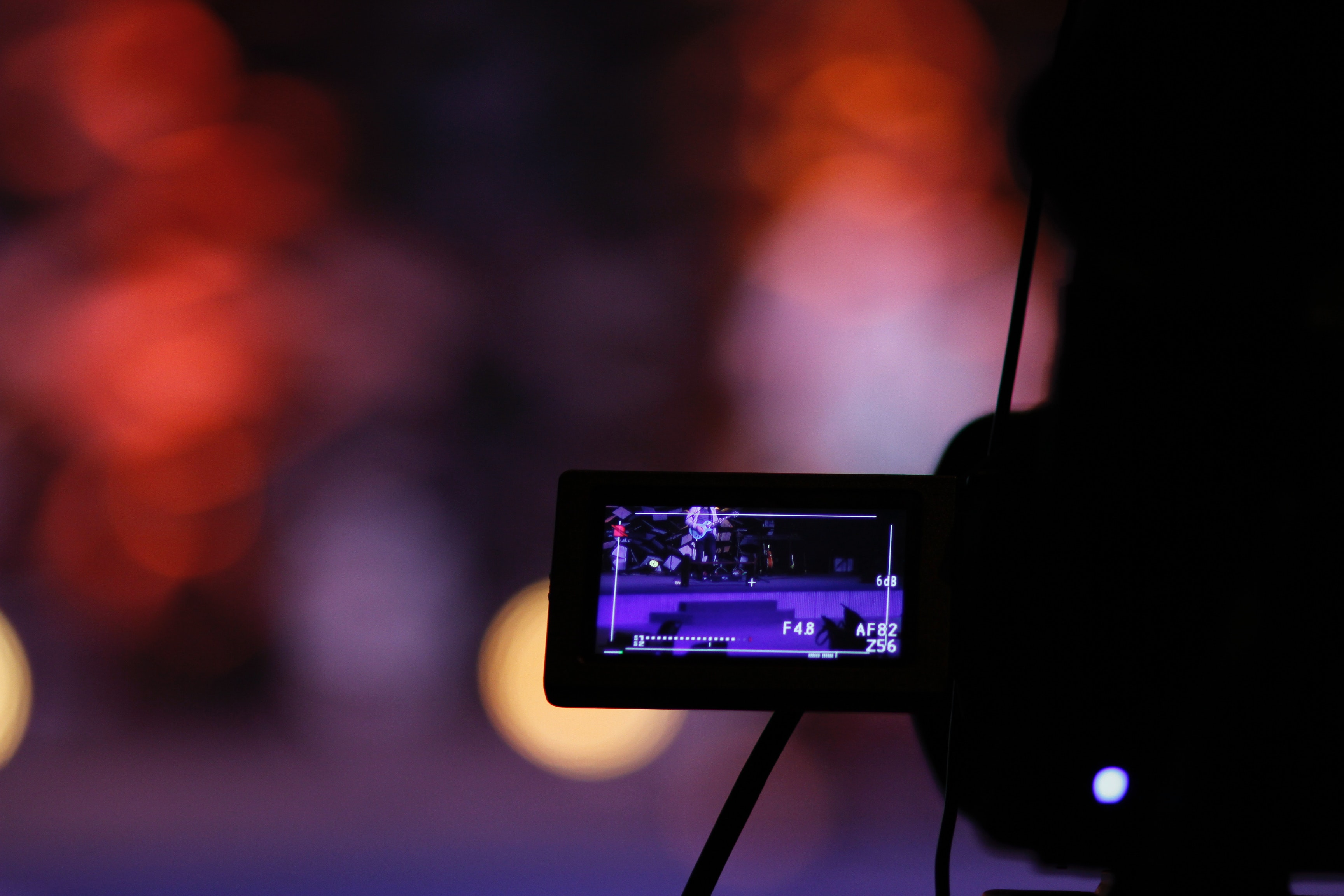 video marketing for events