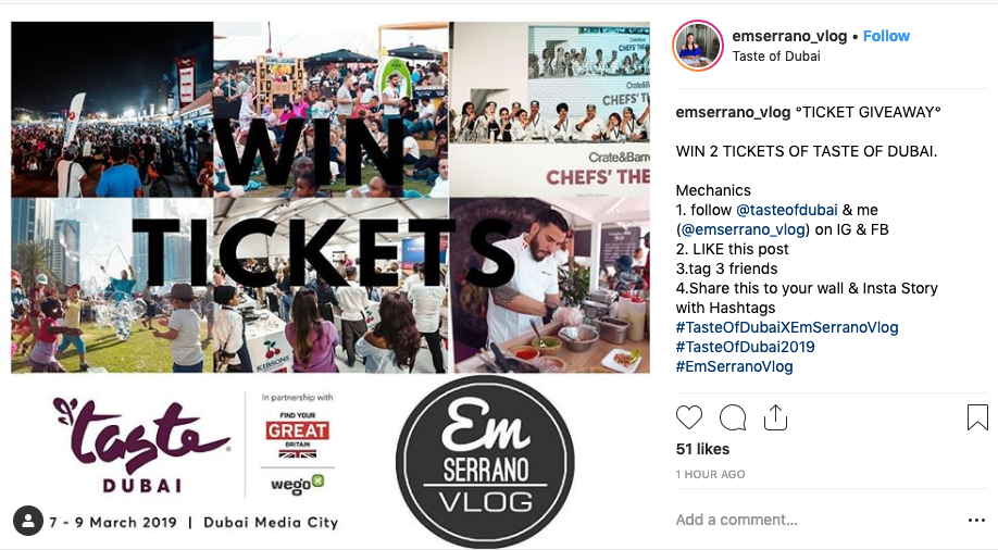10 Instagram Contest Ideas and Examples for Events - Eventbrite