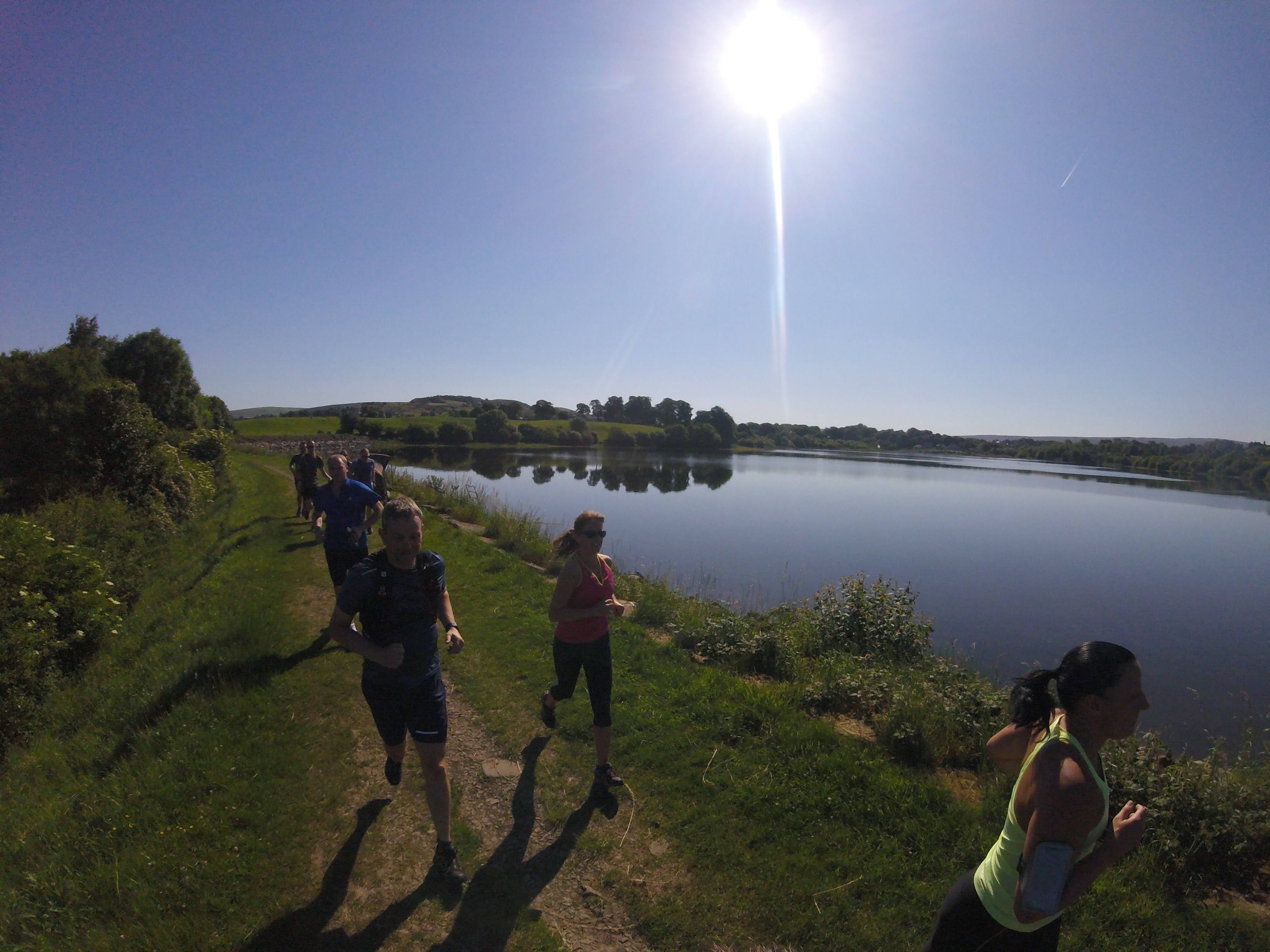 Love Trail Running Social Sporting Events