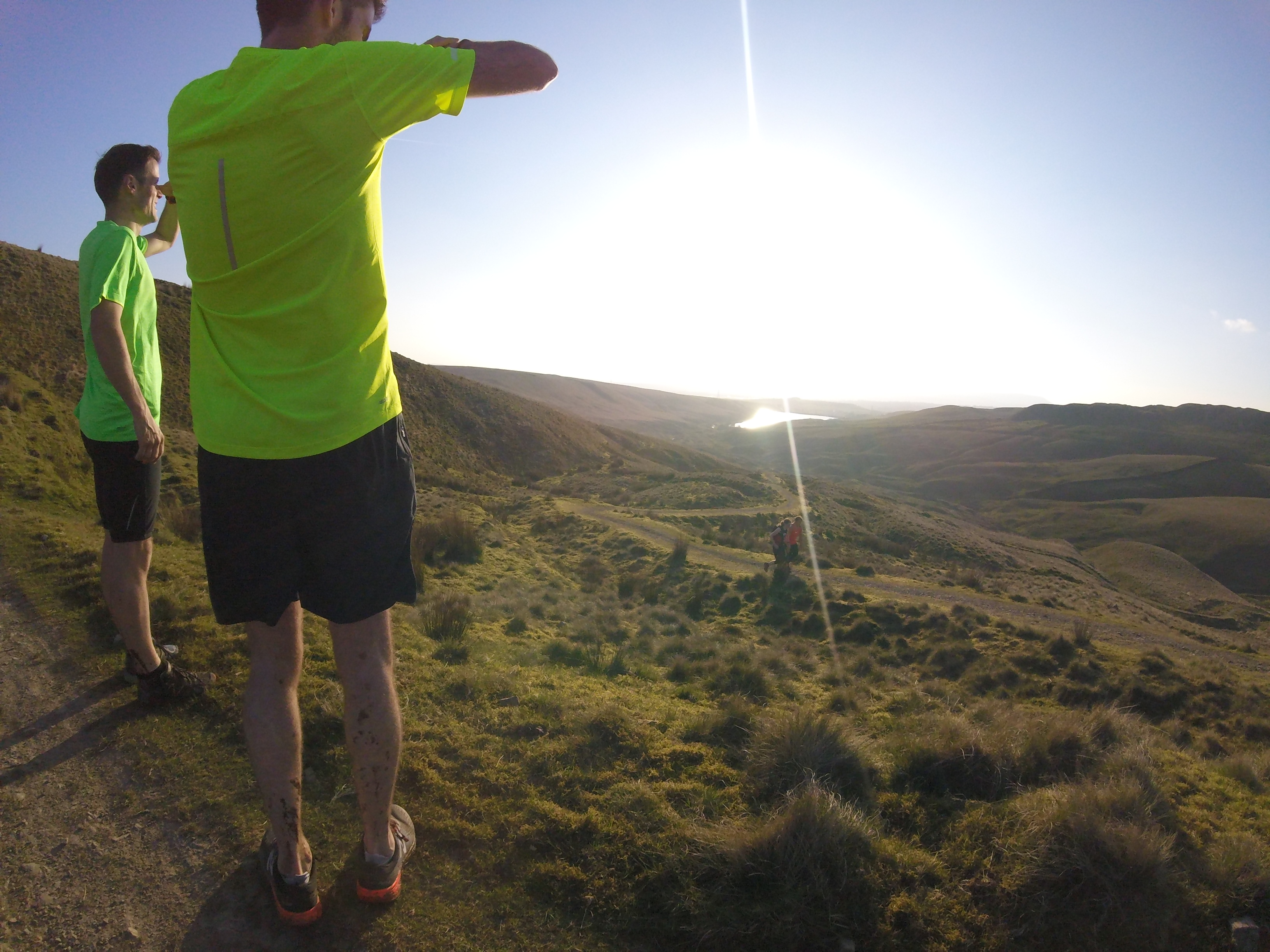 Love Trail Running passion to Project