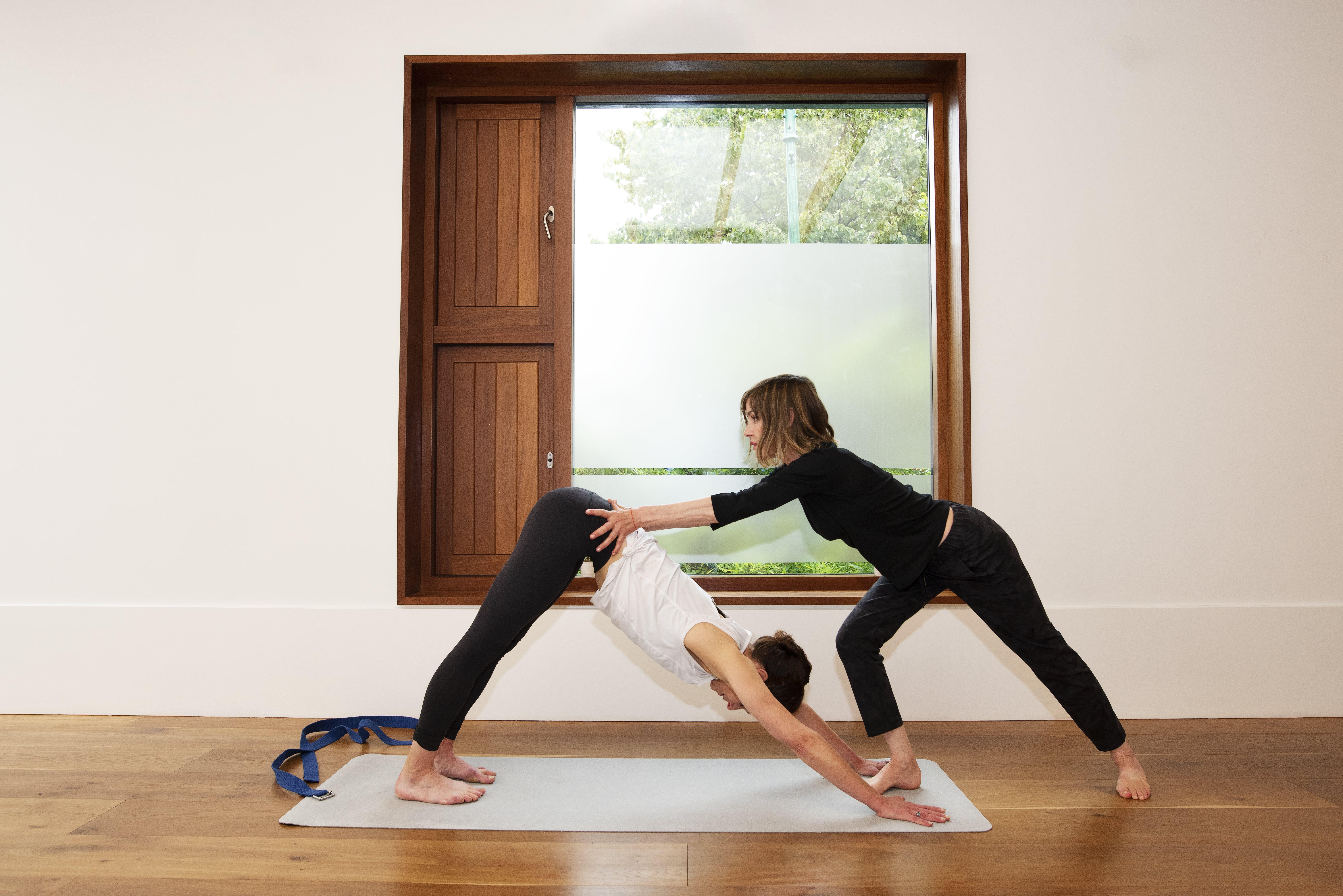Punch yoga