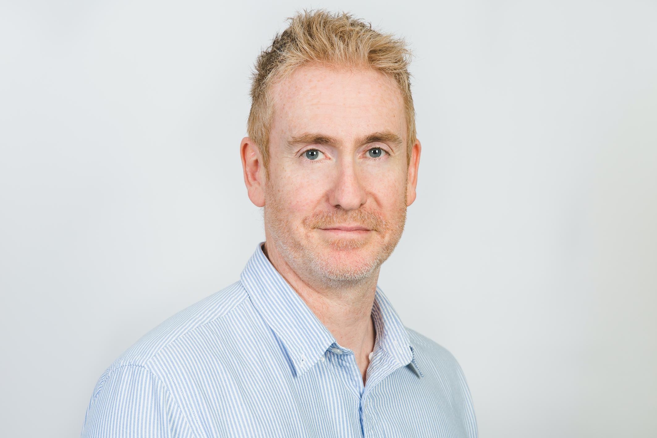 image of Joel Crouch, Eventbrite VP of Global Sales