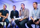 Panel session at Social Media Week