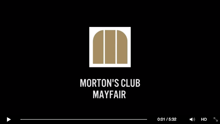 Morton's Club Video
