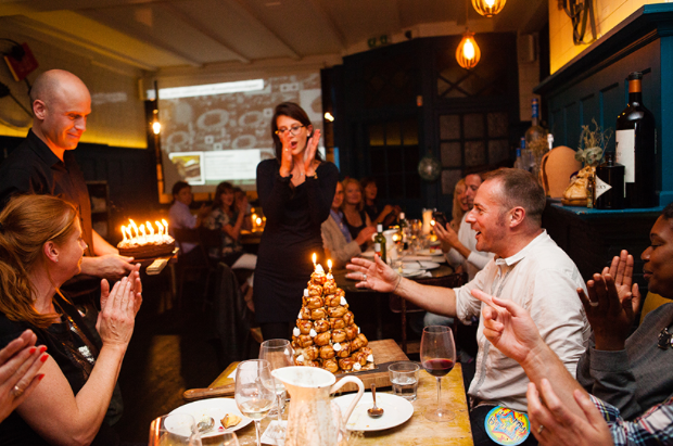 Sell Out Your Supper Club