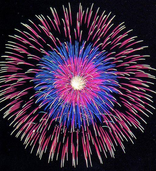 Firework's Night Ideas