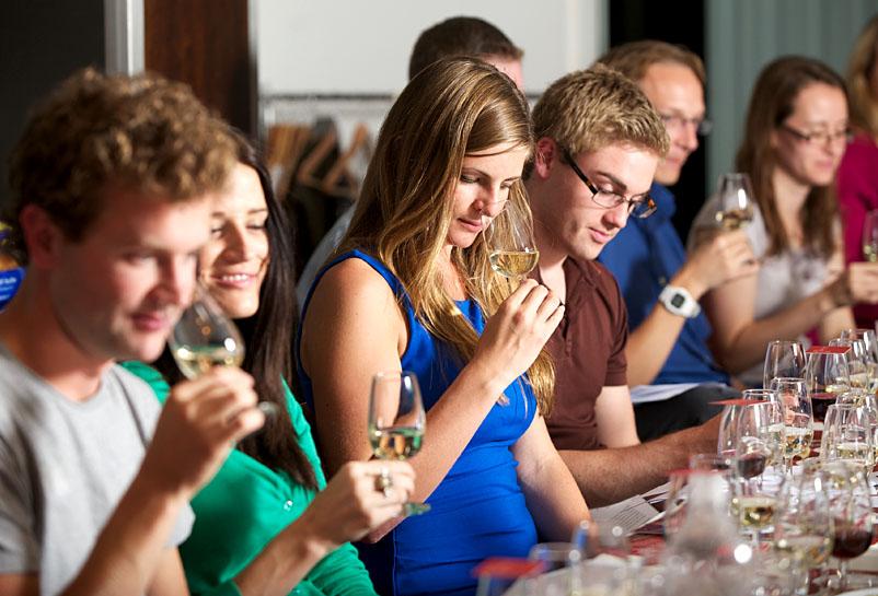 Wine tasting class london