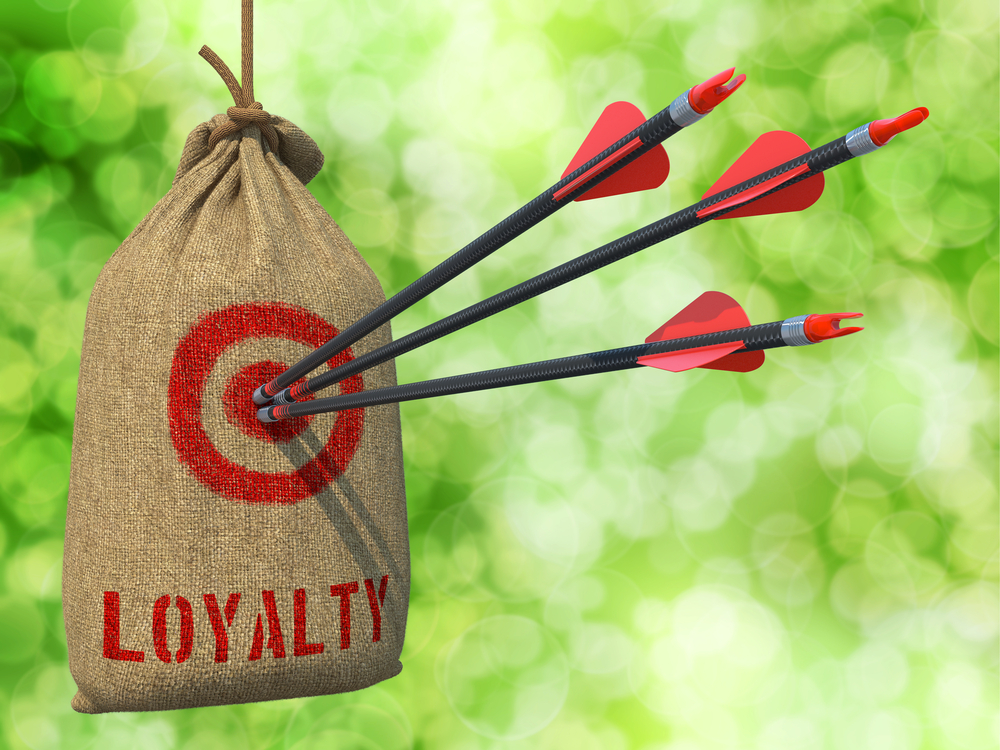 Charity events - loyalty