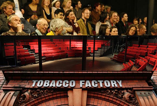 tobacco factory venues in bristol